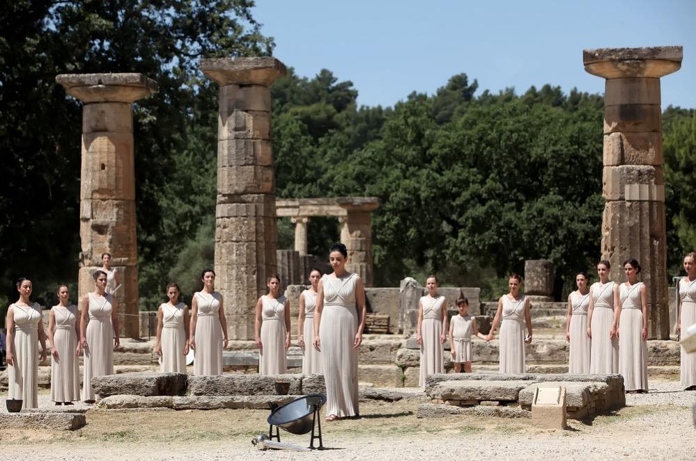 Cómo las mujeres griegas de la Antigüedad organizaron sus propios Juegos Olímpicos: los Juegos Hereos