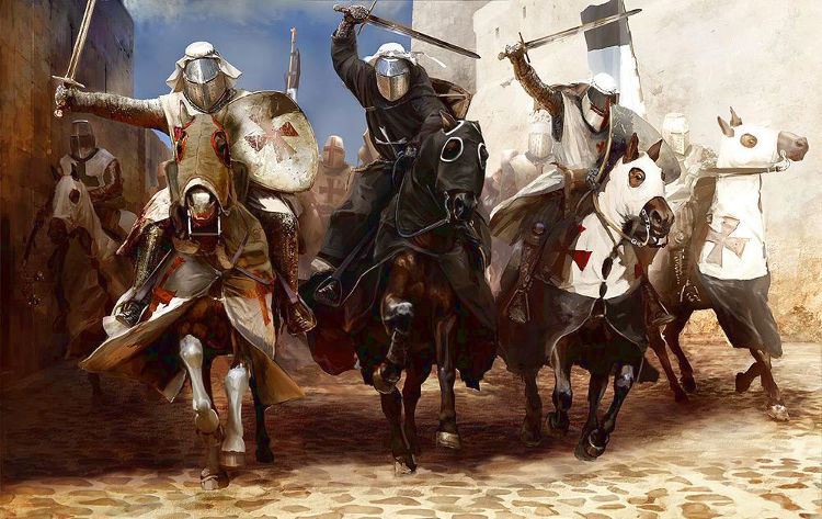 Rex bellator, la idea de Ramón Llull para unir a todas las órdenes de caballería bajo un mismo mando