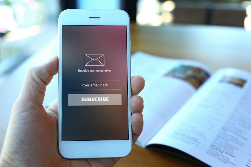 Cómo crear una lista de email para hacer crecer tu blog