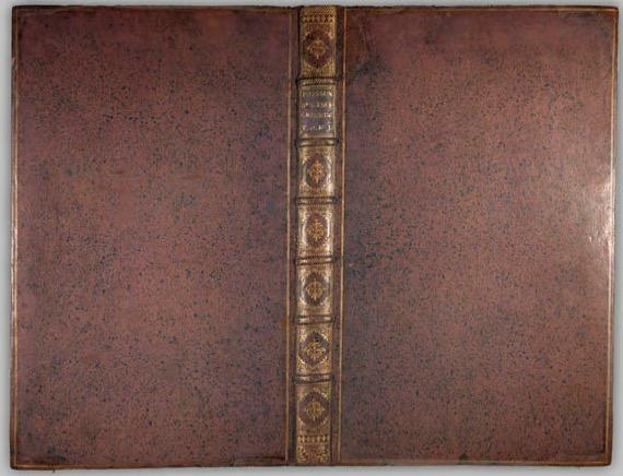 Hojeando libros antiguos online