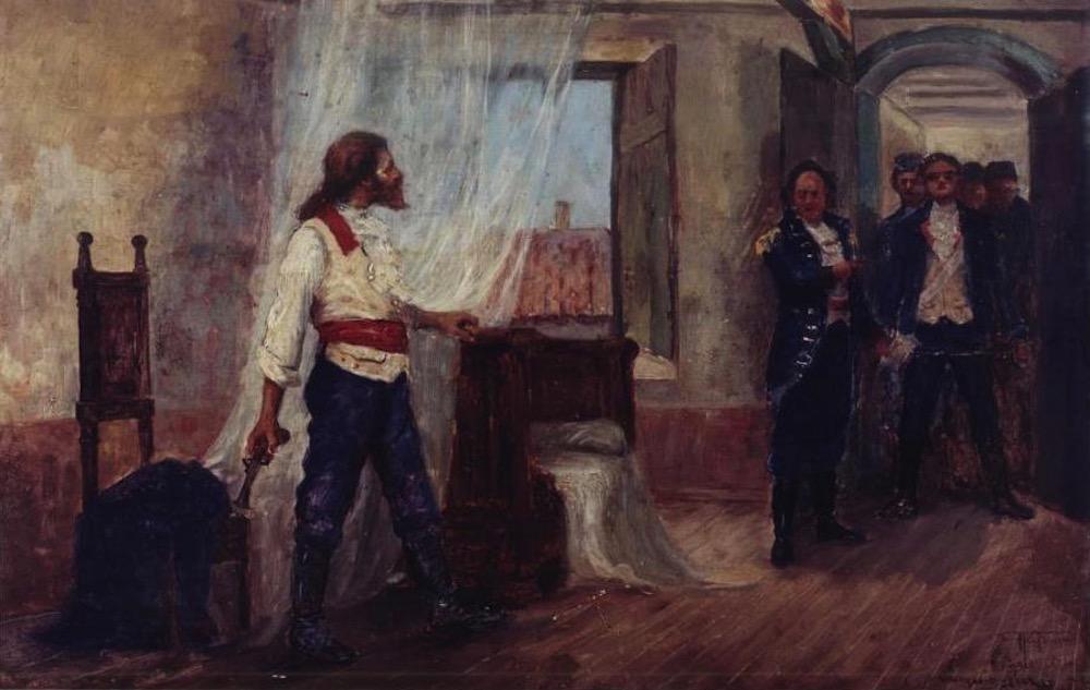 Tiradentes, héroe nacional y único ajusticiado tras el primer intento emancipador de Brasil