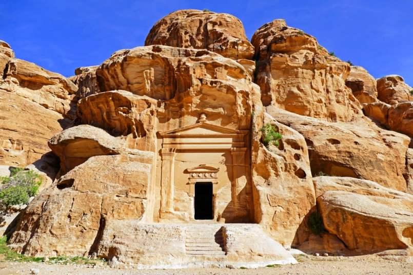 Pequeña Petra / foto Shutterstock