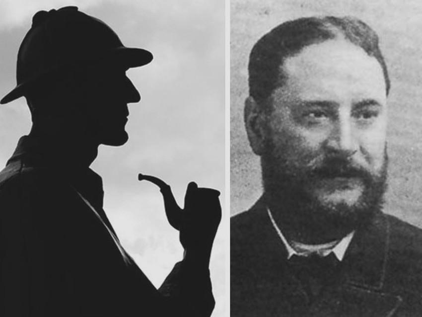 Jerome Caminada, el superpolicía de Manchester que inspiró a Conan Doyle para crear a Sherlock Holmes