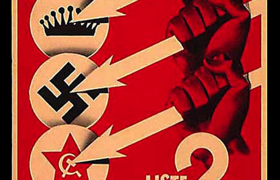 Frente de Hierro, el grupo paramilitar alemán de los años 30 antimonárquico, antinazi y anticomunista