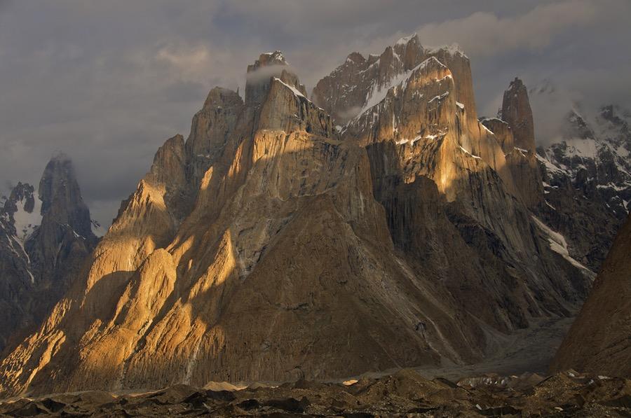 Gran Trango, la pared rocosa casi vertical más alta del mundo