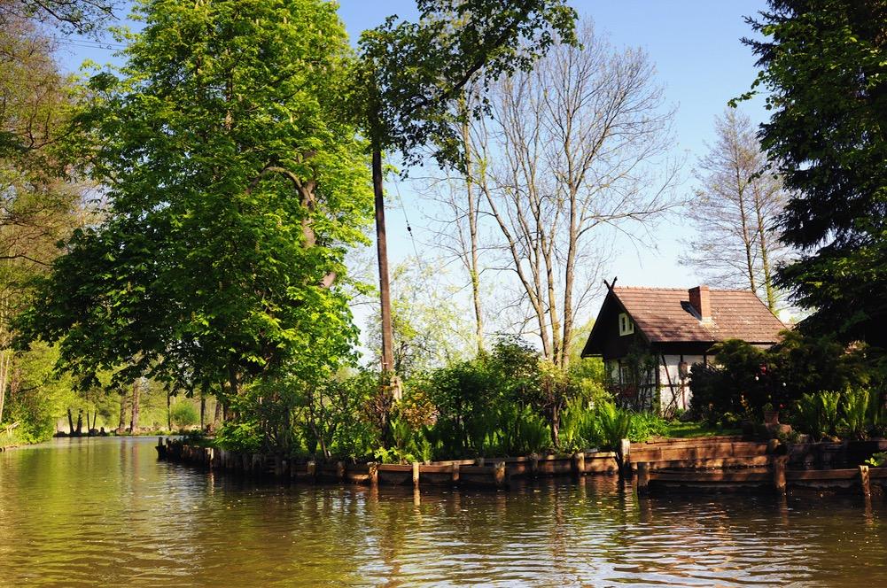 El Bosque de Spree, la Venecia Alemana donde el correo aún se entrega en barco