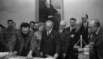 Castro y Honecker
