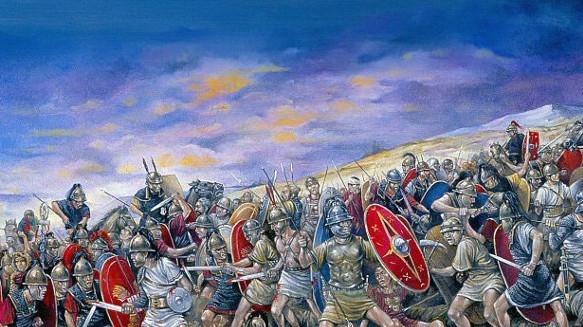 Eunoo, el hombre que lideró una rebelión de esclavos en la antigua Roma antes que Espartaco