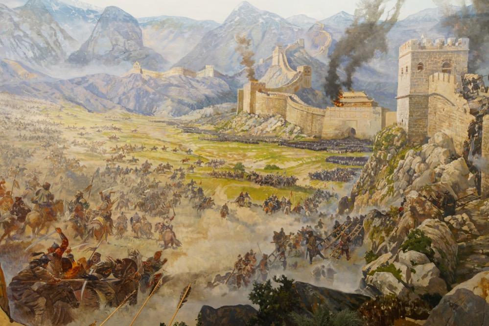 Cuando los españoles planearon conquistar China en el siglo XVI, con ayuda de portugueses y japoneses