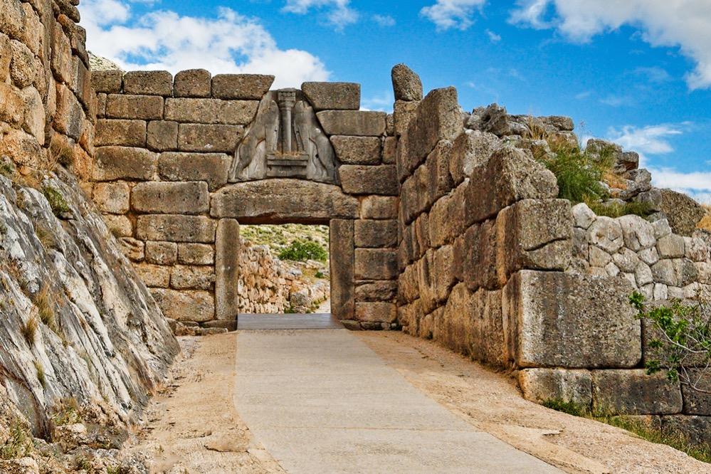 Los antiguos griegos construian deliberadamente sus templos y ciudades sobre fallas sísmicas