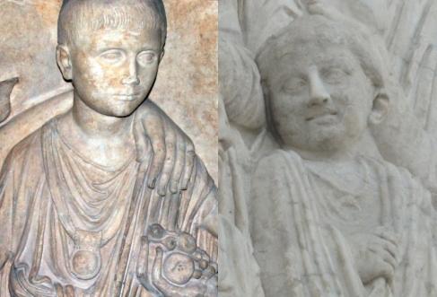 Los anillos romanos contra el mal de ojo