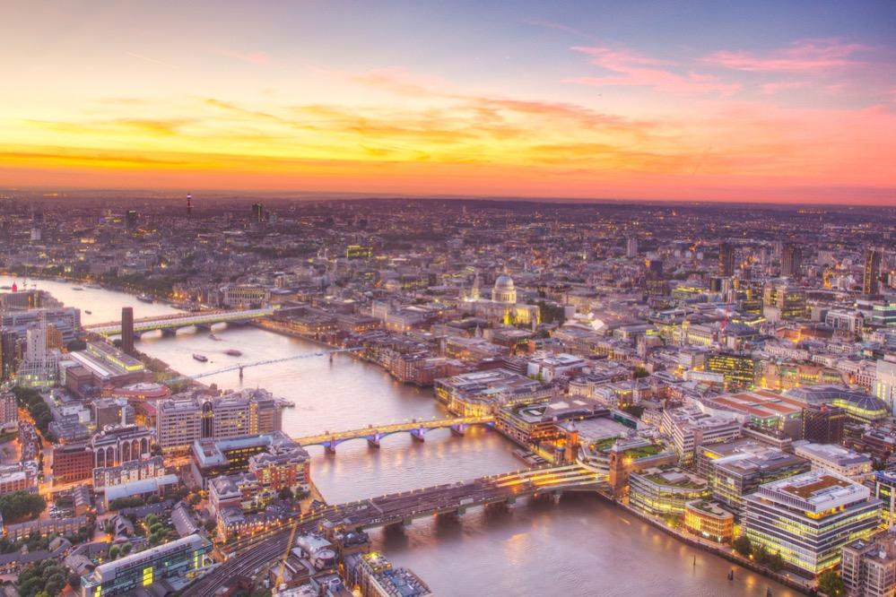 La City de Londres, una ciudad dentro de otra