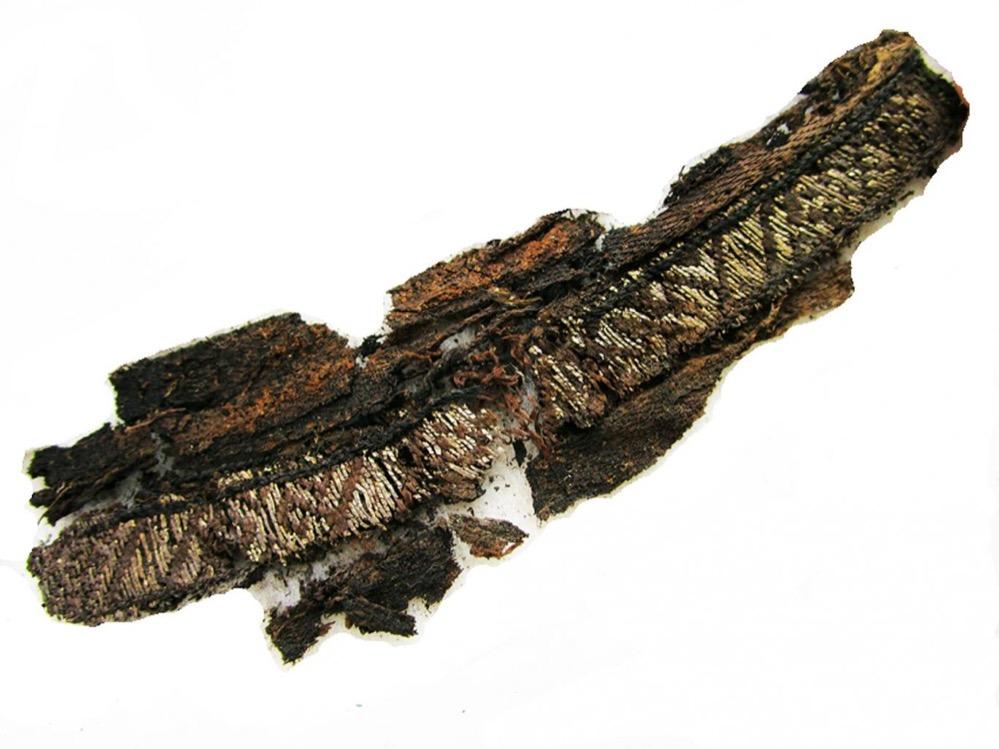 Encuentran menciones a Alá en tejidos procedentes de tumbas vikingas