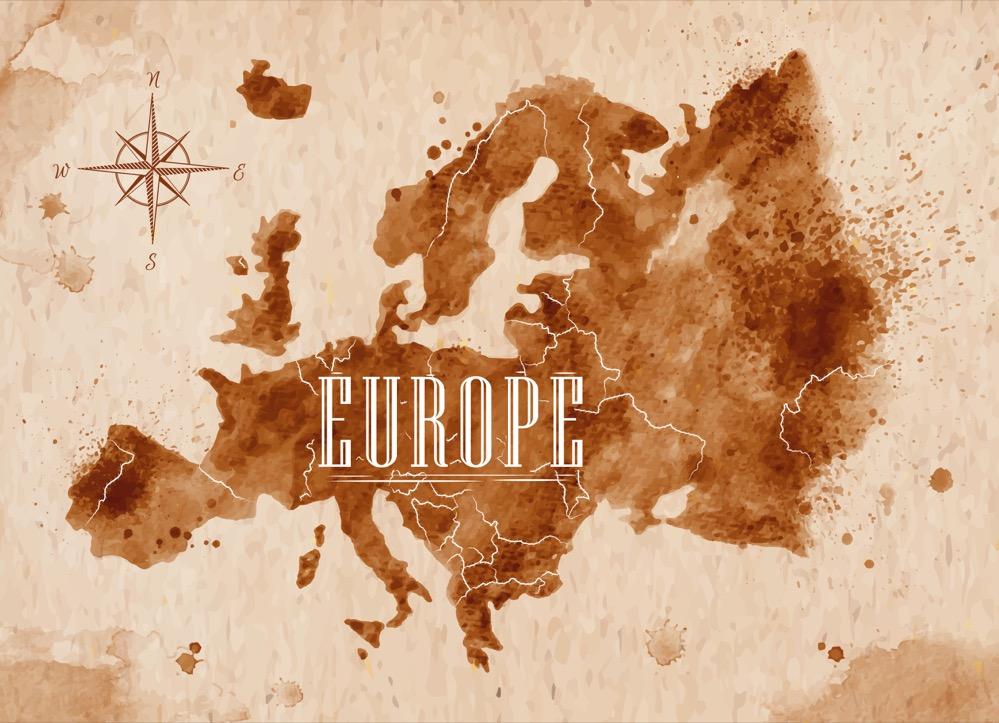10 pequeños estados europeos poco conocidos que ya no existen