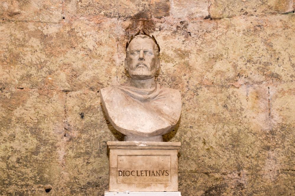 Diocleciano, el emperador que compartió su poder y abdicó para cultivar coles