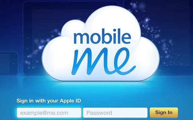 6 razones para usar Mobile Me