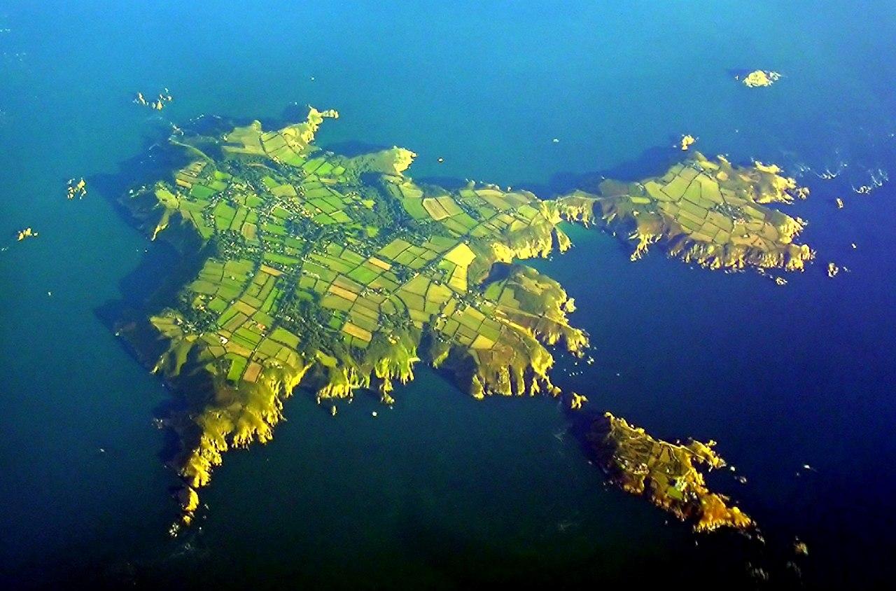 Sark, una isla europea en la Edad Media