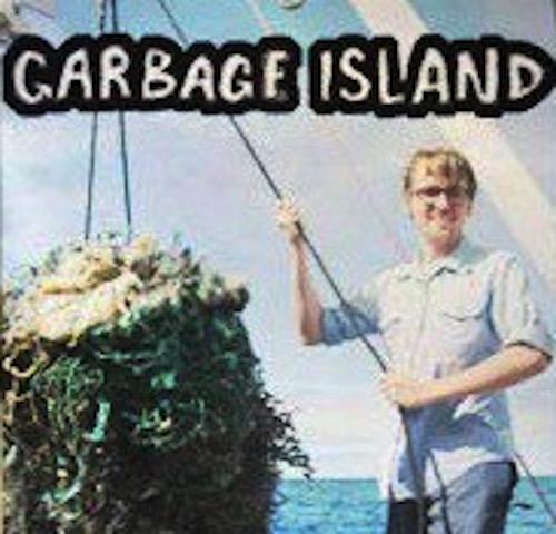 Una gran isla de basura tóxica en el Pacífico