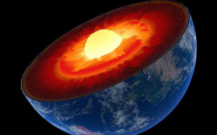 El núcleo sólido
