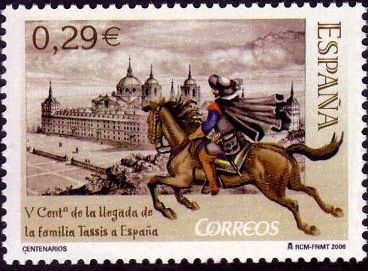 Thurn y Taxis, la familia que controlaba el correo postal de Europa hasta el siglo XVIII