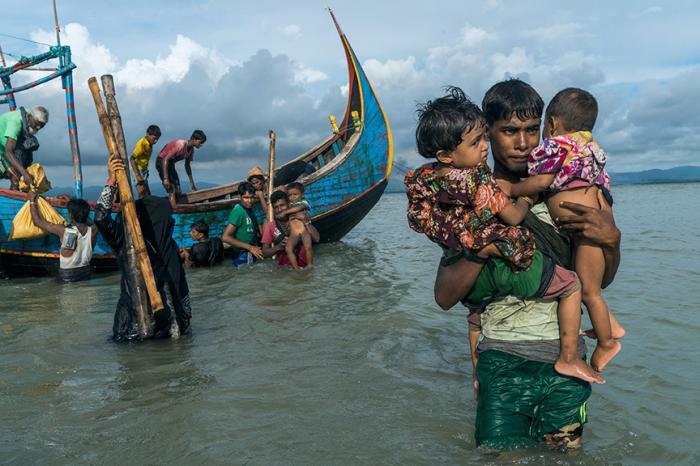 Ciudadanos de ningún país: el caso de los Rohingya