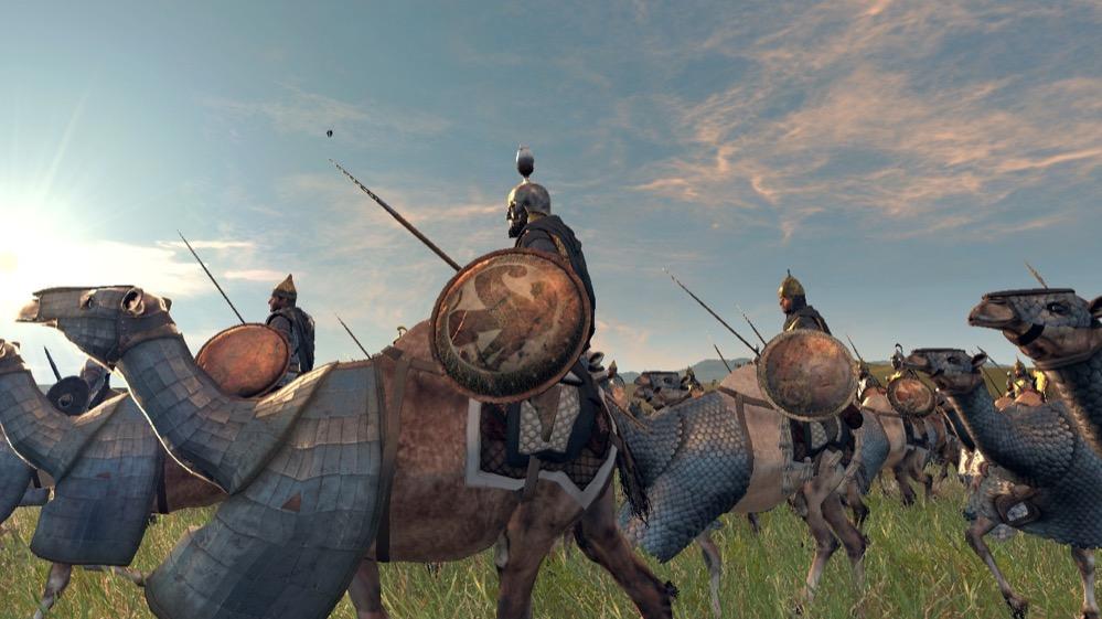 Timbrea, la batalla en la que Ciro el Grande conquistó Lidia usando camellos