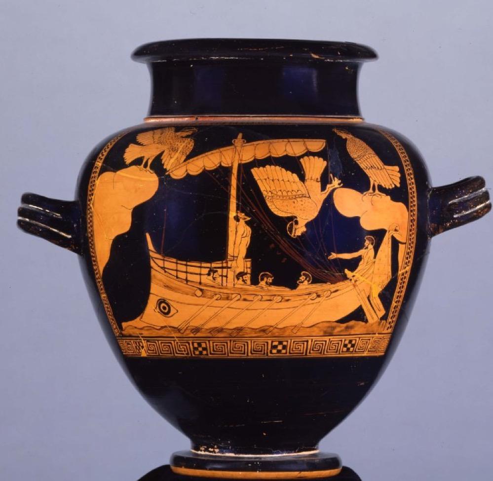 Encuentran en el Mar Negro el barco más antiguo del mundo