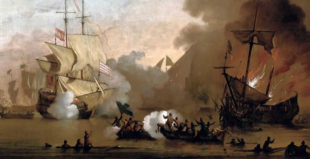 El saqueo de la localidad irlandesa de Baltimore por corsarios berberiscos en 1631