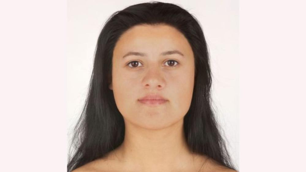 Reconstruyen el rostro de Ava, una mujer encontrada en una tumba de comienzos de la Edad del Bronce en Escocia