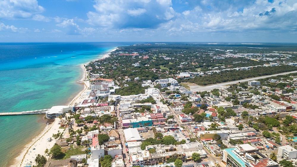 Playa del Carmen, paraíso terrenal