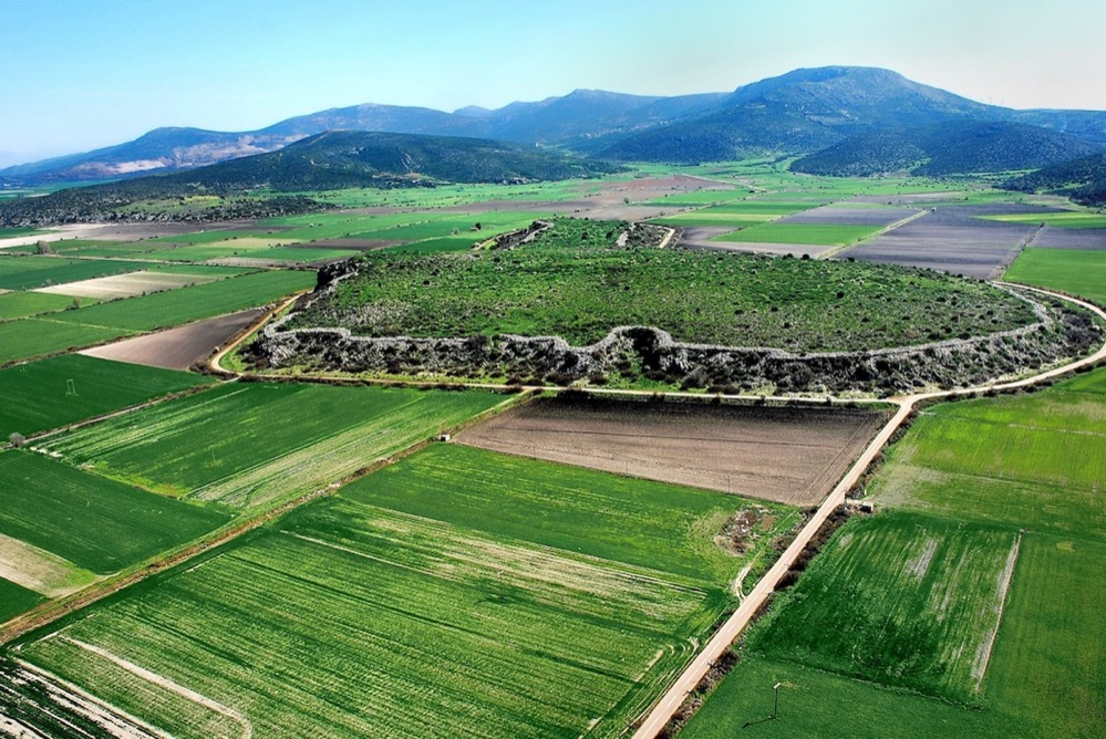 El misterio de la Acrópolis de Gla, la mayor de todas las acrópolis micénicas
