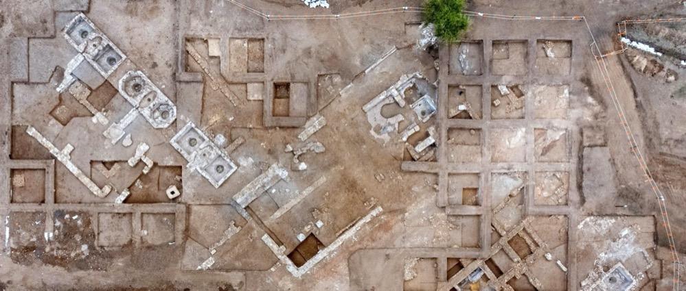 Encuentran una factoría de Garum romano, de 2.000 años de antigüedad, en Ascalón