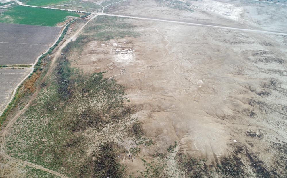 """Cientos de tablillas cuneiformes y sus """"sobres"""" desenterradas en la antigua ciudad mesopotámica de Marad"""