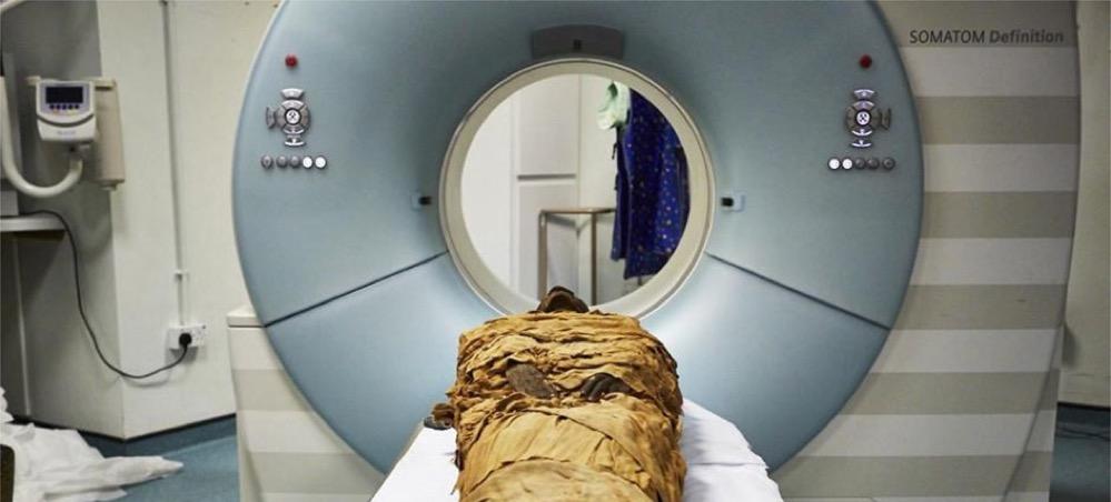 Reconstruyen la voz de una momia egipcia de hace 3.000 años