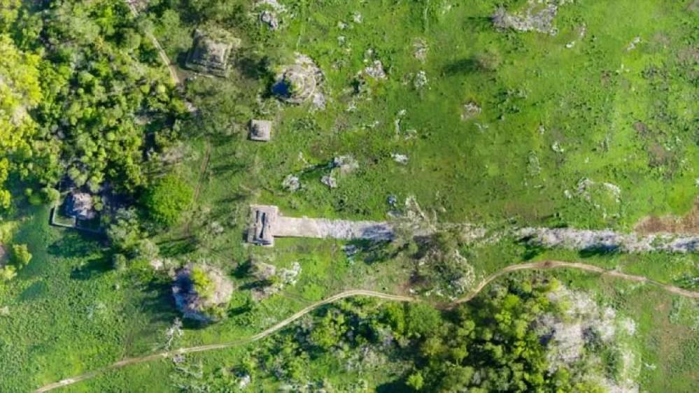La tecnología moderna revela secretos sobre el gran camino blanco de los Mayas
