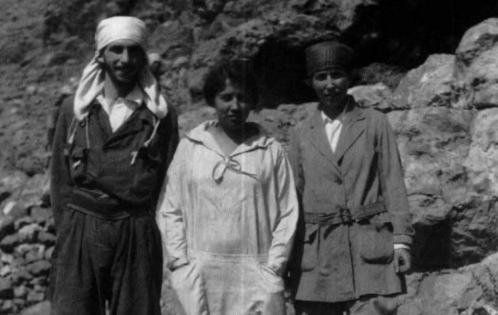 Cómo una arqueóloga descubrió en 1928 la cultura natufiense, que ya fabricaba pan y cerveza antes del desarrollo de la agricultura
