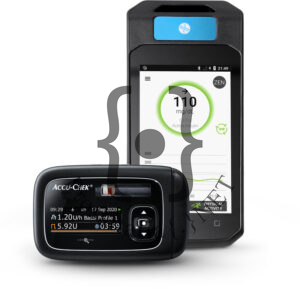 Accu-Chek-Insight-with-DBLG1-Handset-in