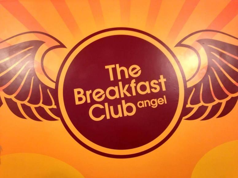 Breakfast Club Angel