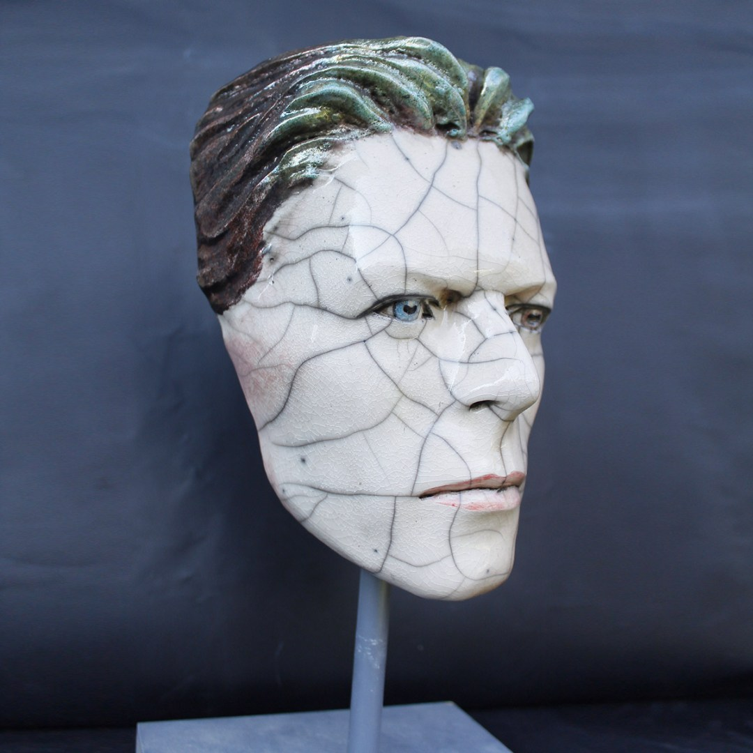 David Bowie Artwork - Ashes to Ashes