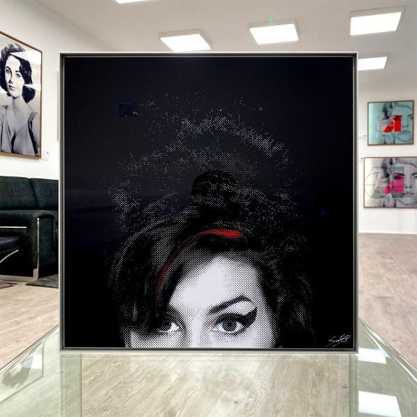 Amy Winehouse - Louis Sidoli - buy from Labyrinth Art Gallery Brighton