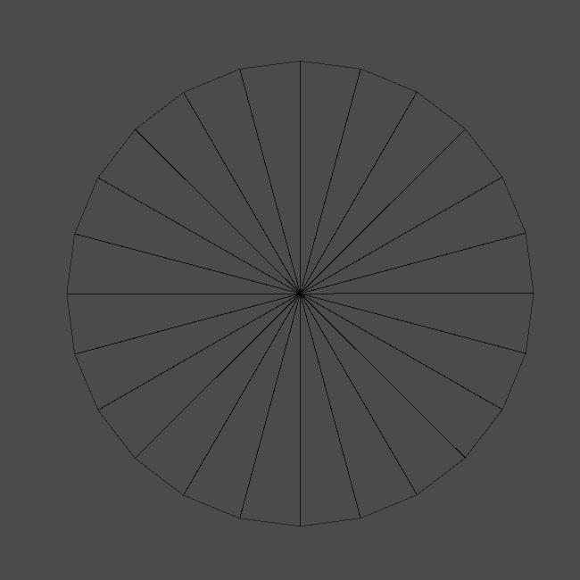 Single Circle
