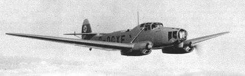 Focke Wulf 58C