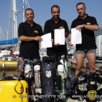 Formation Trimix Cavalaire Deep CCR Tartiflette Team