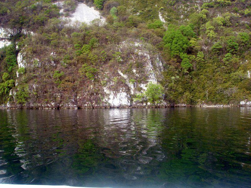 Grande Cale Lac du Bourget