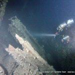 plongee recycleur epave marechal canrobert deep ccr tartiflette team