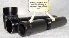 Les cales pour les batteries