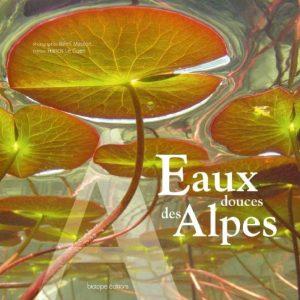 Livre Eaux douces des Alpes de Rémi Masson