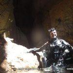 Grotte émergée de la calanque de Sormiou