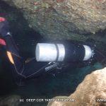 Grotte à Mostelle