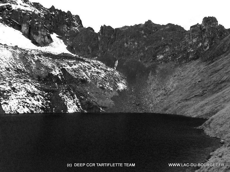 Plongée lac Montagne